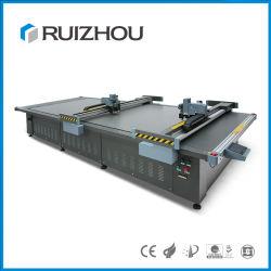 Chaussures en cuir CNC Ruizhou Machine de découpe supérieure (RZCUT5-3616-2H)
