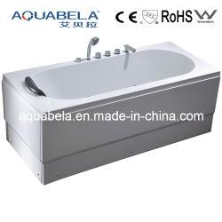 Vasca da bagno europea calda di massaggio della vasca calda del mulinello di stile (JL803)