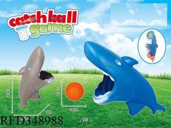 Het veilige Dierlijke Balspel van de Vangst van het Kanon van de Katapult van het Stuk speelgoed