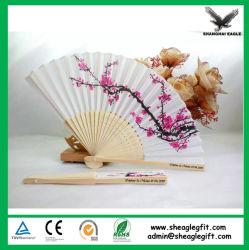 La pintura china tela promocionales regalos para empresas Fan