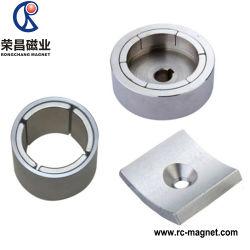Strong Неодимовый магнит материал деталей электродвигателя