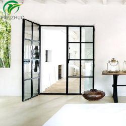 중국 공급자 섬유유리 매우 실내 PVC 여닫이 창 목욕탕 문