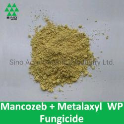 بيدات الفطريات بيستايد مانكوزيب 64% + ميتالاكسيل 8% WP