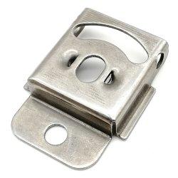 Precision CNC en aluminium à usinage personnalisé de pièces de serrure de porte