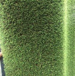 自然な見る住宅の屋上庭園の合成物質の芝生