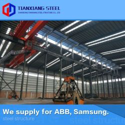 Astm Prefab Industrial Metal Prefab Structural Steel Frame Structure Storage Construction Warehouse (Geëxporteerd 160000mt)