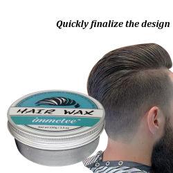 100% naturel Barber meilleur Gel capillaire pour les hommes de la cire de cheveux