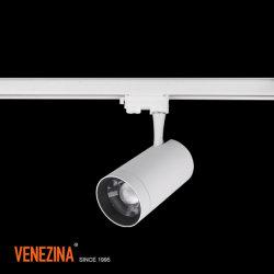 Plafond à haute efficacité en continu la voie de lumière LED Slim zoomable s/n 10W 20W 30W