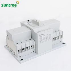 Automatischer Übergangsschalter Druckluftanlasser-elektrischer manueller Übergangsschalter des Generator-Sq3