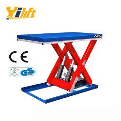 Тип питания переменного тока 2 тонн склад фиксированные подъемный стол ножничного типа платформы