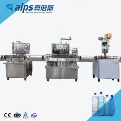 Preiswerter Preis-automatische kleine Wasser-Flaschenabfüllmaschine-Kapazität 2000bph