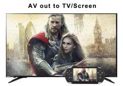 携帯用PSP PMPのビデオアーケード・ゲームプレーヤー