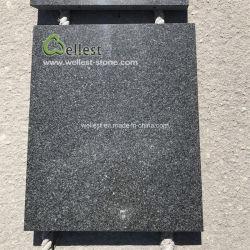 G654代わりとなる黒い花こう岩の石の製品の床タイル
