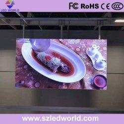 RGB Exterior / Interior da tela de exibição de avisos do painel módulo portátil LED do sinal de video wall de Publicidade de fundo P2.5 P3 P4 P5 P6 P10 Board do Sistema do Controlador