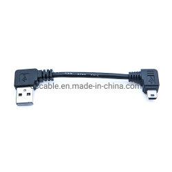 Usb-Kabel mit rechtwinkligem Verbinder anpassen