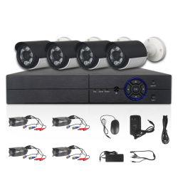 Kit della macchina fotografica del CCTV di qualità poco costosa e buona 4CH/8CH 1080P Ahd