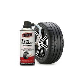 Inflador de neumáticos llevar comodidad Spray sellante
