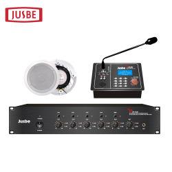Gp-1035 Amplificatori Di Sistema Pa Ip Broadcast Network Amplificatore A Quattro Canali