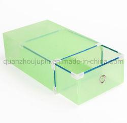 OEM 透明デスクトップ引き出しタイプスタッカブルコンビネーションプラスチック製ボックス