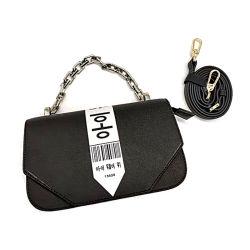 Élégant imprimé avec sac One-Shoulder coréen importés sac designer