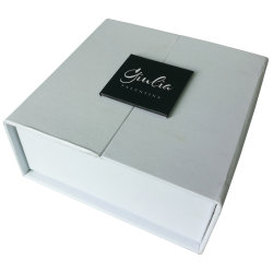 Dom impresso personalizado Caixa de papel de embalagem Magnético