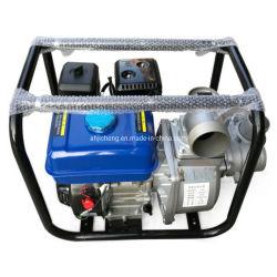 Бензиновый двигатель 2 дюйма водяного насоса для сельскохозяйственных ирригационных систем очистки сточных вод