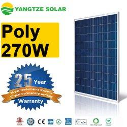 Круиз по реке Янцзы 230W 250 Вт 270W полимерная Polycrystalline кремниевых солнечных фотоэлектрических модулей панели