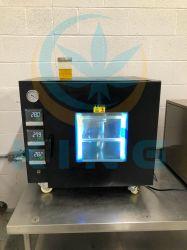 90L 및 LCD 디스플레이 3.2cuft 수직 실험실 스테인리스 스틸 내부 진공 챔버 종속성 제어 온도 실험실을 위한 건조 오븐 낮은 가격