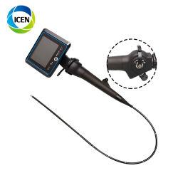 En-P029-1 Endoscope électronique flexible Portable Digital camera video endoscope ENT