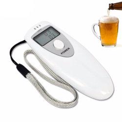 Mini alcootest Testeur de l'alcool de la police de l'analyseur analyseur de particules inhalables souffle de l'éthanol