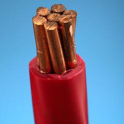 La norme VDE H07V-K H07V-R H05VV-F isolés de PVC électrique des fils électriques