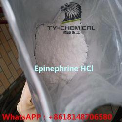 La epinefrina HCl 99% de las materias en polvo para Anti-Inflammatory pura