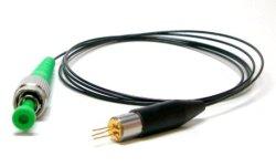 780 нм 785Нм Sm Pigtailed коаксиальный Лазерный диод с SM PM волокна