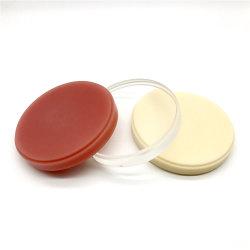 ODM/OEM zahnmedizinische Laborprodukte, Blöcke des zahnmedizinischen Material-PMMA, Plastik-Blöcke, Acrylharz-Block, CAD/Cam PMMA