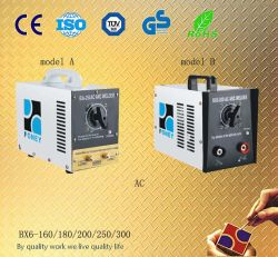 AC Arc Welding machine en acier inoxydable (BX6-160/180/200/250/300)