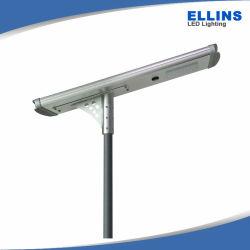 Lumen alta protección IP65 al aire libre todo en uno de los LED calle la luz solar con 5 años de garantía.