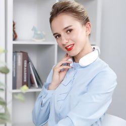 Massager cervicale astuto elettrico del collo di cura della macchina portatile di Hezheng mini per l'unità della strumentazione di terapia di dolore di riscaldamento del collo