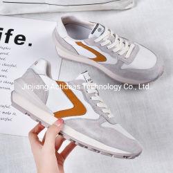 صنع وفقا لطلب الزّبون تصميم علامة تجاريّة [سبورتس] حارّ يبيع إشارة علويّة أحذية نمو حذاء رياضة نساء أحذية
