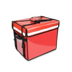 격리된 [온난하고 & 차가운] 음식 납품 부대 방수 식료품류 저장 데우는 쟁반, 점심 콘테이너 상점 - 피자 상자, 풍로 달린 냄비 & 캐서롤 휴대용 케이스