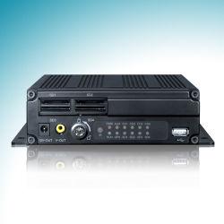 4 Canales H.264 DVR Móvil DV-376