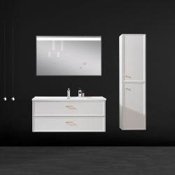卸し売り簡単で、優雅な様式固体合板の浴室の虚栄心 700mm/800mm/900mm/1000m