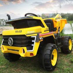 2020は最も新しい子供電池のトラック車の子供Boおもちゃ車の赤ん坊の電気トラックのおもちゃ車Mz431をからかう
