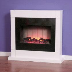Best-seller lareira elétrica de queima de madeira