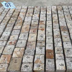 99,31% Kieselsäure Inhalt Oblong Stone Block Preiswerter Preis mit schnell Dilivery Silex Lining Brick für Kugelmühle