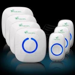 Dulcet Delux Doorphone sonnette d'alarme sans fil (FLS-DB-EST)
