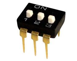 Mme-101-8 L'interrupteur DIP/DA/de l'interrupteur interrupteur Dp