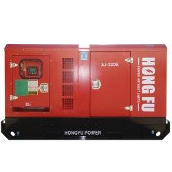 24kw/30kVA 27kw/34kVA Puissance FAW insonorisées générateur diesel avec le gouverneur électrique