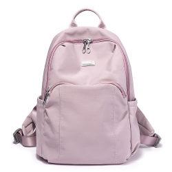 2020 Fashion хорошего качества повышенной емкости нейлон водонепроницаемый розового популярный спорт и отдых путешествия на улице магазинов для пикников и дешевые дамы школы рюкзак сумка