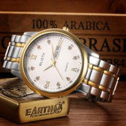 OEM bajo precio de los hombres reloj de cuarzo de moda Dama reloj de pulsera