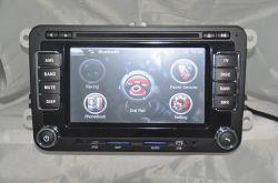 6.5inch speciale GPS van de Speler van de Auto DVD Navigatie voor VW
